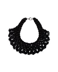 Alienina | Black Necklace | Lyst