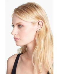 Cara Couture | Metallic Cara Panther Ear Cuff | Lyst