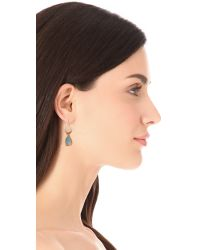 Dara Ettinger - Blue Bobbi Earrings - Lyst