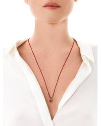 Mathias Chaize - Metallic Three Star Pendant Necklace - Lyst