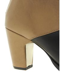 Miista - Brown Aile Leather Boot - Lyst