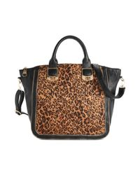 Steve Madden | Brown Bgambbit Convertible Shopper | Lyst