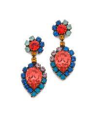 DANNIJO   Multicolor Cruz Earrings   Lyst