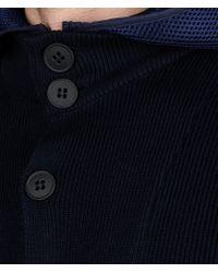 Emporio Armani | Blue Sport Pant for Men | Lyst