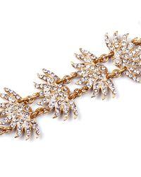 Lulu Frost - Metallic Sunburst Bracelet - Lyst