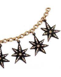 Lulu Frost - Metallic Celestial Necklace - Lyst