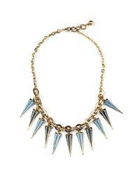 Lulu Frost - Metallic Orbit Necklace - Lyst