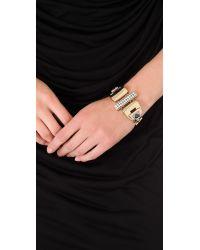 Lulu Frost - Metallic Solar Bracelet - Lyst