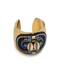 Antik Batik - Metallic Como Bracelet - Lyst