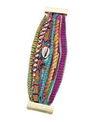 Hipanema - Multicolor Cannes Bracelet - Lyst