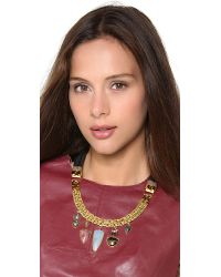 Lizzie Fortunato - Natural The Last Decade Ii Necklace - Lyst