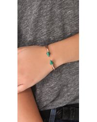 Vita Fede   Metallic Mini Titan Stone Bracelet   Lyst