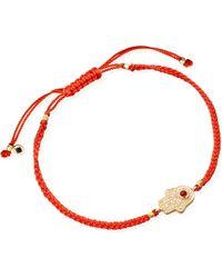 Astley Clarke | Yellow Space Oddity Bracelet | Lyst