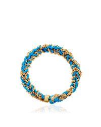 Carolina Bucci | Metallic Woven Ring | Lyst