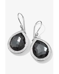 Ippolita | Metallic 'stella' Large Teardrop Earrings | Lyst