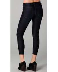Marc By Marc Jacobs - Blue Lola Cropped Jeans - Lyst
