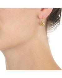 Solange Azagury-Partridge - Metallic Lonestar Spikey Baby Earrings - Lyst