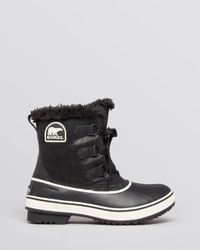 Sorel - Natural Cold Weather Waterproof Boots Tivoli - Lyst