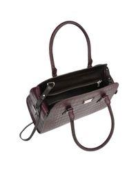 Michael Kors - Purple Handbag - Lyst