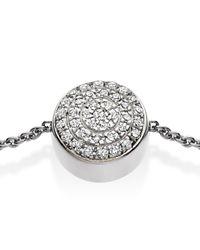 Monica Vinader - Metallic Ava Button Bracelet - Lyst