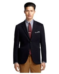 Brooks Brothers - Blue Cambridge Cashmere Sport Coat for Men - Lyst