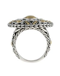 John Hardy | Metallic Palu Coin Ring | Lyst