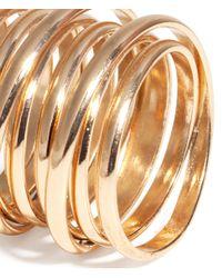 H&M | Metallic Spiral Ring | Lyst