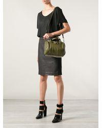 Alexander Wang | Green Rockie Bag | Lyst