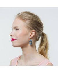 Lulu Frost - Metallic Stellar Earring - Lyst