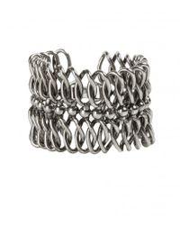 AllSaints - Metallic Amaris Bracelet - Lyst