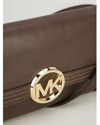 MICHAEL Michael Kors - Brown Cross Body Bag - Lyst