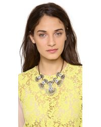Auden - Metallic Coralia Necklace - Lyst