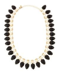 Fragments | Dualtone Necklace Blackwhite | Lyst