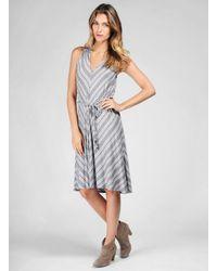 Ella Moss | Blue Derby Sleeveless Dress | Lyst