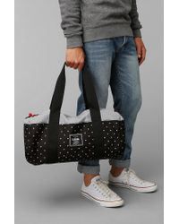Urban Outfitters   Black Herschel Supply Co X Stussy Sutton Duffle Bag for Men   Lyst