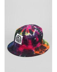 536068c94df6f Urban Outfitters Milkcrate Athletics Tiedye Bucket Hat for Men - Lyst