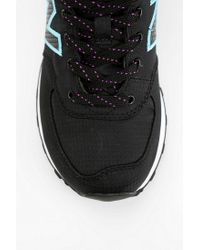Urban Outfitters - Black Running Sneaker - Lyst