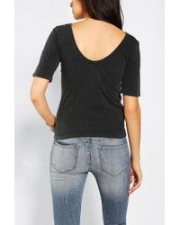 Urban Outfitters - Black Truly Madly Deeply Noir Tee - Lyst