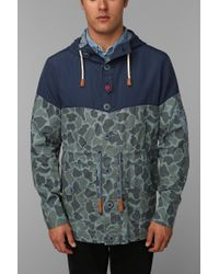 Urban Outfitters - Green Cpo Sorenson Jacket for Men - Lyst