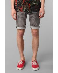 Urban Outfitters | Gray Levis 511 Stark Cutoff Short for Men | Lyst