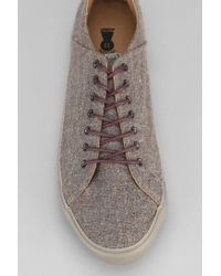 Urban Outfitters - Gray Treasure Market Court Flecked Sneaker - Lyst