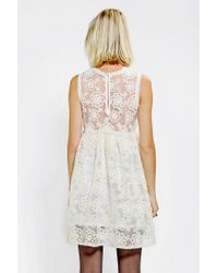 Urban Outfitters | Little White Lies Amber Lace Dress | Lyst