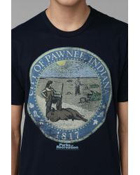Urban Outfitters | Blue Parks and Rec Pawnee Tee for Men | Lyst