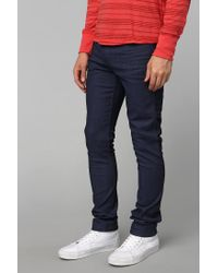 Urban Outfitters - Purple Super Skinny Jean for Men - Lyst