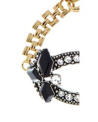 Whistles - Metallic Lulu Frost Statement Bracelet - Lyst