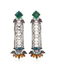 DANNIJO | Metallic Catalina Earrings | Lyst