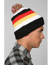 Urban Outfitters - Yellow Coal The Nations German Beanie for Men - Lyst