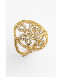 Freida Rothman | Metallic Gramercy Love Knot Ring | Lyst