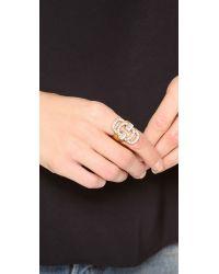 Lulu Frost - Metallic Lightyear Ring - Lyst