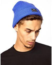 Nike - Blue Fisherman Beanie Hat for Men - Lyst